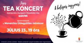 Jegestea koncert - Monarchia Zenekar Ütőegyüttese