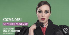 KOZMA ORSI - BANYÁK JÓZSEF DUÓ // Szentendrei Jazz- és Boresték