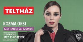 -TELTHÁZ!- KOZMA ORSI - BANYÁK JÓZSEF DUÓ // Szentendrei Jazz- és Boresték