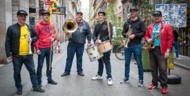 Jammal & The Groovetroop // Barlang, Szentendre