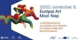 Európai Art Mozi Nap a P'Art moziban