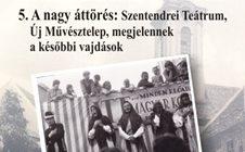 Folytatódik Török Katalin előadássorozata
