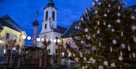 Advent Szentendrén 2020 tájékoztató