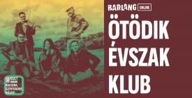 Ötödik Évszak klub online koncert