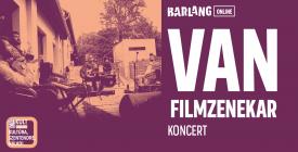 VAN filmzenekar online koncert