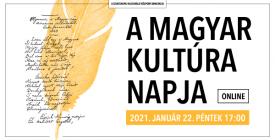 A magyar kultúra napja ONLINE