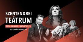 A Szentendrei Teátrum programja 2021. július 6-16.