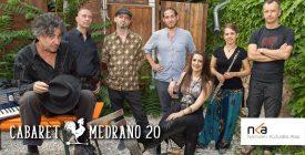 Cabaret Medrano 20 // Barlang, Szentendre