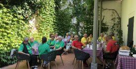 Játékos helytörténeti vetélkedőt szervezett a város a nyugdíjasoknak