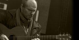 Borbély Műhely jazzklub vendég: Juhász Gábor - gitár// Barlang